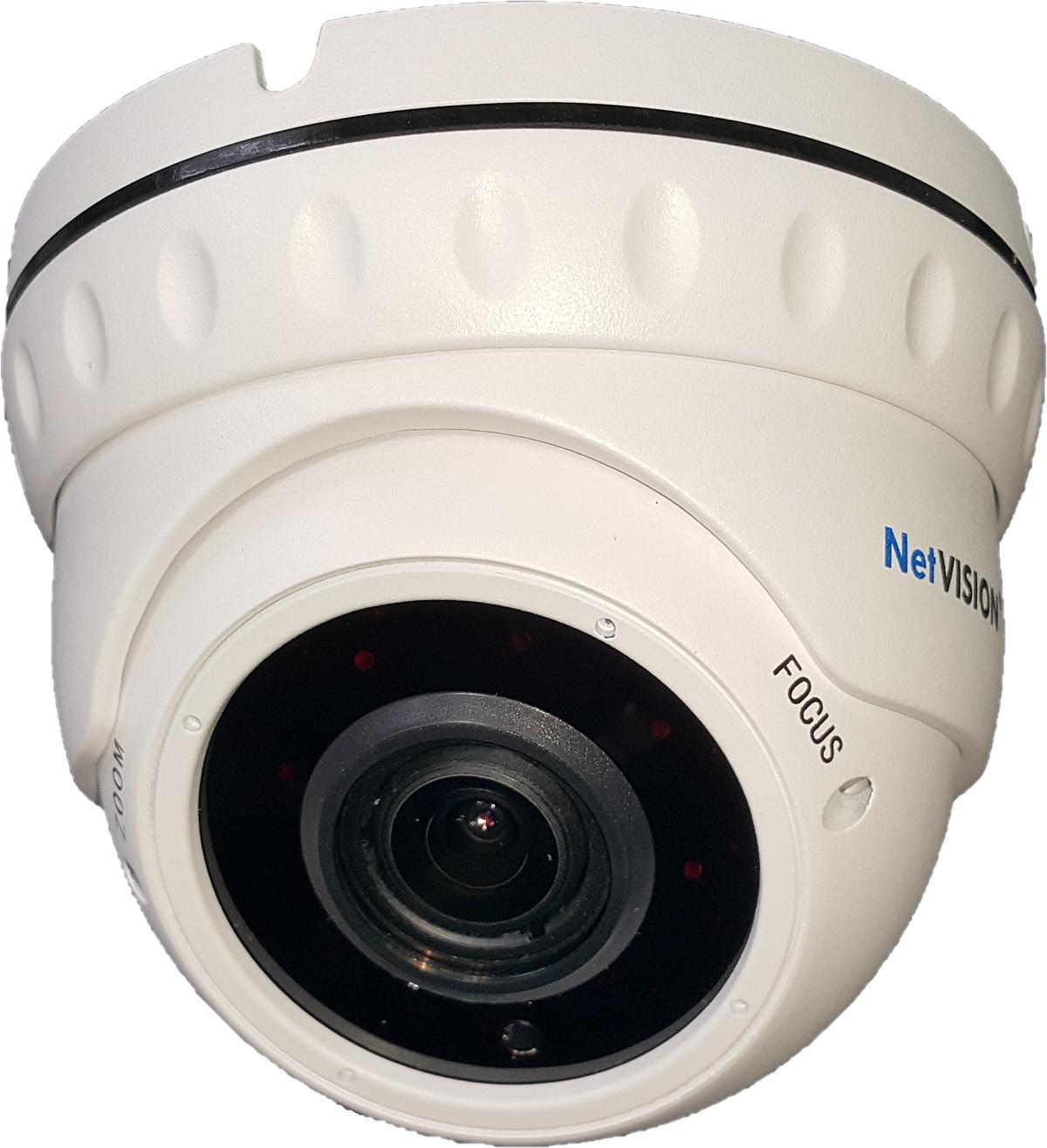 Netvision HD 4in1 2.8-12mm Manuel Zoom Progressive Kamera